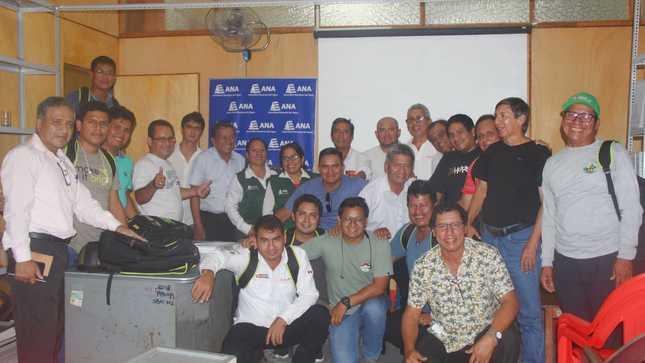 Loreto: Minagri capacita a profesionales y técnicos de campo que se desempeñan en las cuencas del Putumayo, Napo, Amazonas y Yavarí.