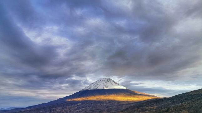 Volcanes Misti, Coropuna y Ticsani mantienen bajos niveles de actividad