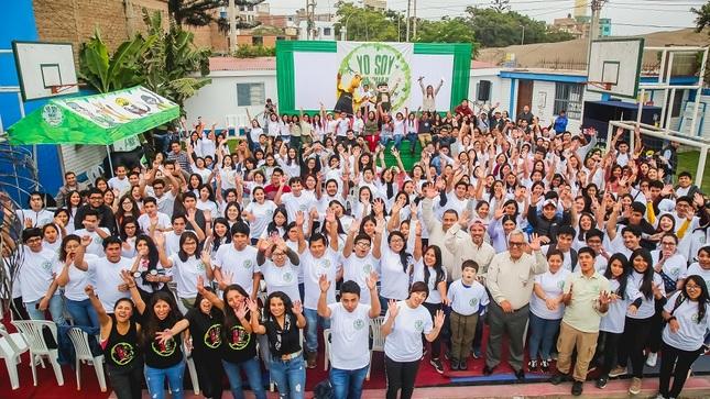 Lima: 180 jóvenes juramentan como Hinchas de la Conservación y se convierten en la nueva voz de las áreas naturales protegidas