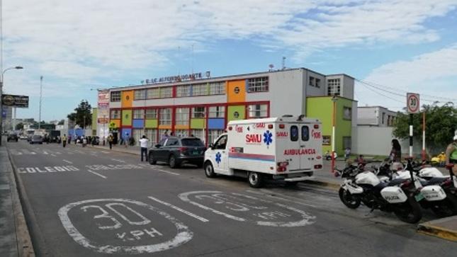 SAMU dispuso 10 ambulancias como prevención para atención de probables emergencias durante jornada electoral