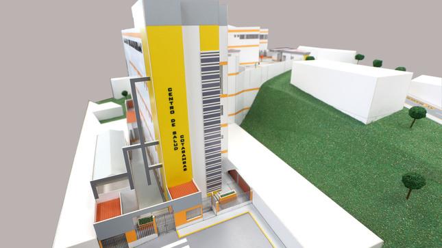Apurímac: Iniciaron la construcción del nuevo Centro de Salud de Cotabambas
