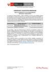 Vista preliminar de documento Comunicado N° 059-2019-PERÚ COMPRAS