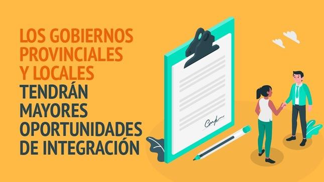 Poder Ejecutivo aprueba reglamentos de las leyes de mancomunidad municipal y mancomunidad regional