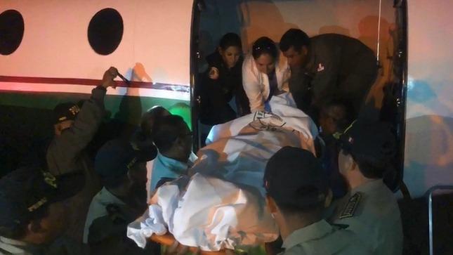 Convenio entre Mininter y Saludpol agilizó traslado de efectivo herido en avión de la PNP