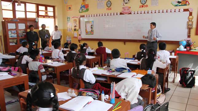 Separación definitiva y preventiva de  profesores que atenten contra escolares será en 48 horas