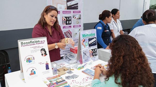 Minsa ofrece trece métodos anticonceptivos de manera gratuita a la población