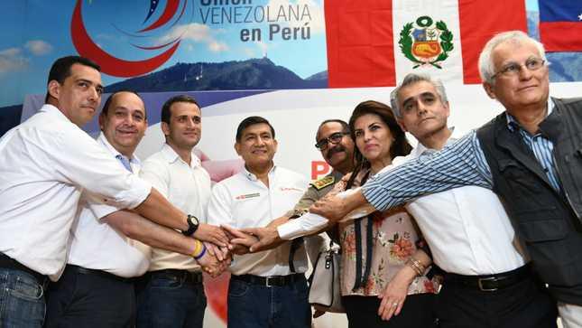 Ministro del Interior: Comunidad venezolana es aliada en lucha contra delincuencia