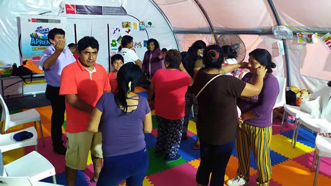 Continúan talleres socioemocionales para familias afectadas por tragedia