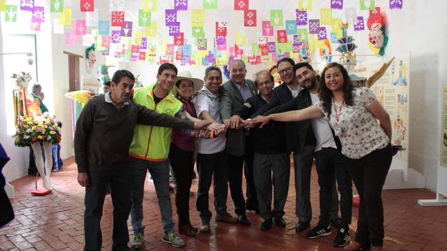 Cajamarca: Inauguran exposición museográfica de trajes y tradiciones de carnaval Detrás del Disfraz
