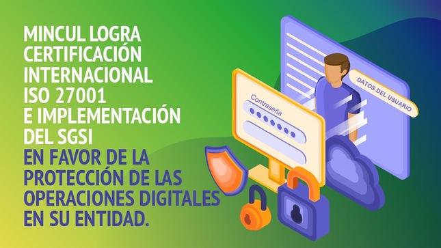 Ejecutivo impulsa confianza y garantiza los derechos ciudadanos en el mundo digital
