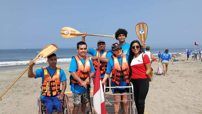 MIMP, Conadis y Sodimac se unen para inaugurar playa accesible en el distrito de Chorrillos