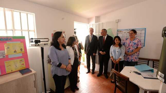MIMP inaugura en Lima, centro para adolescentes mujeres víctimas de trata