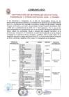 Vista preliminar de documento DISTRIBUCIÓN DE MATERIALES EDUCATIVOS, FUNGIBLES Y OTROS DOTACIONES 2020 - II TRAMO