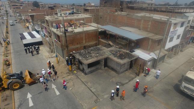 MVCS formulará, ejecutará y supervisará trabajos de reconstrucción en Villa El Salvador