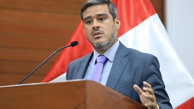 Viceministro Daniel Sánchez emplazó a no tolerar el  hostigamiento laboral y a trabajar para erradicarlo