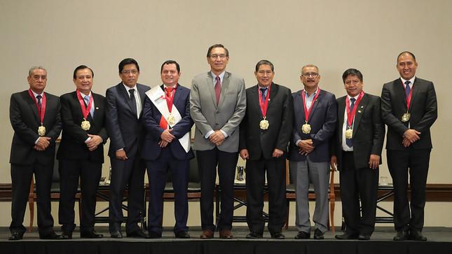Presidente Vizcarra ratifica voluntad política para articular con gobiernos regionales la consolidación de objetivos trazados como país