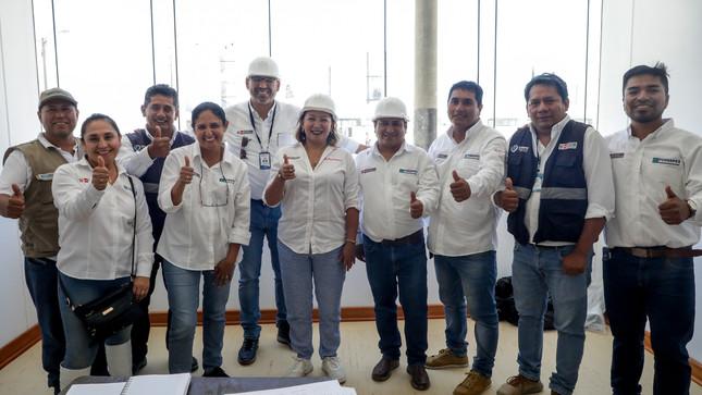 PRODUCE: DPA San José de Lambayeque cuenta desde hoy con habilitación sanitaria