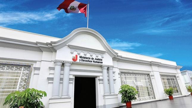 El MINJUSDH nombra a Alex Michael Rueda Borrero como nuevo viceministro de Justicia