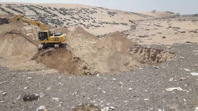 MVCS destina maquinaria pesada para limpiar ciudades de Tacna tras huaico