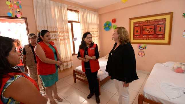 Loreto: MIMP brindará atención integral a adolescentes mujeres víctimas de trata en la región