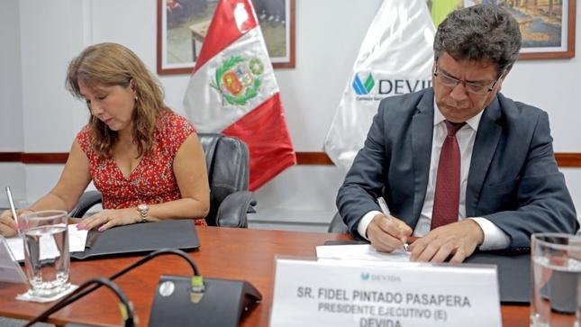San Martín: Devida financiará capacitación a 510 familias de Uchiza para mejorar producción del cultivo de plátano