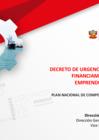 Vista preliminar de documento Presentación general de las medidas del Decreto de Urgencia n.º 013-2020