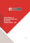Vista preliminar de documento Guía para la Intervención del Monitor Territorial - MT