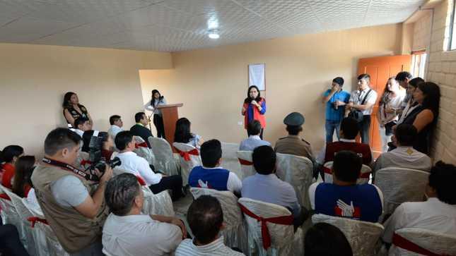 Amazonas Mimp Implementa Un Nuevo Hogar De Refugio Temporal Para