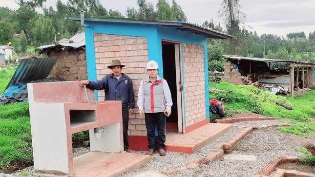 Ayacucho: Más de 550 peruanos del centro poblado de Ccactus Urcco contarán por primera vez con agua potable