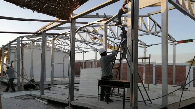 Piura: Pronied instalará 11 módulos educativos para la IE N.° 14121 de La Arena