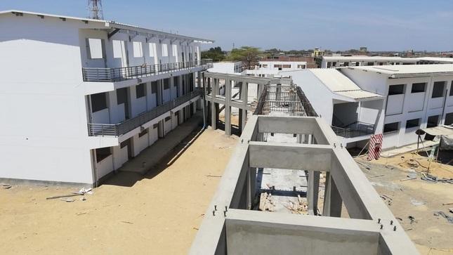 Pronied reiniciará en marzo la construcción de la IE Emblemática Carlos Augusto Salaverry de Sullana