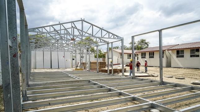 PRONIED instalará 541 módulos educativos en 215 colegios antes del inicio del año escolar 2020