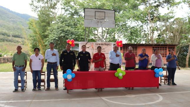 Municipalidad Distrital de Jepelacio rindió homenaje a las mujeres jepelacinas por su día