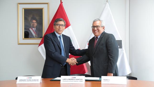 """IGP y SERNANP suman esfuerzos  para lograr  proyecto """"Sistema de Alerta Sísmica Perú"""""""