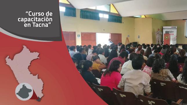 SBN CAPACITA A 280 SERVIDORES PÚBLICOS EN GESTIÓN DE LA PROPIEDAD PREDIAL ESTATAL
