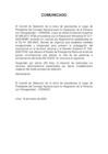 Vista preliminar de documento COMUNICADO TERNA DE FINALISTA PARA POSTULANTES A LA PRESIDENCIA DEL CONSEJO NACIONAL PARA LA INTEGRACIÓN DE LA PERSONA CON DISCAPACIDAD