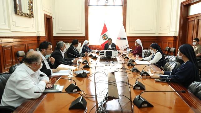 Bancada del FREPAP respalda las medidas del Gobierno para enfrentar pandemia por Coronavirus