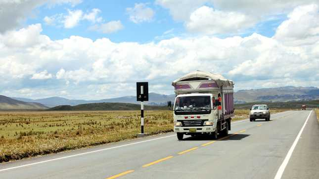 MTC y APN fortalecen el 'Centro de atención de emergencias' para asegurar el desplazamiento de vehículos de carga y abastecer de productos a nivel nacional