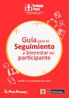 Vista preliminar de documento Guía para el seguimiento al bienestar del participante