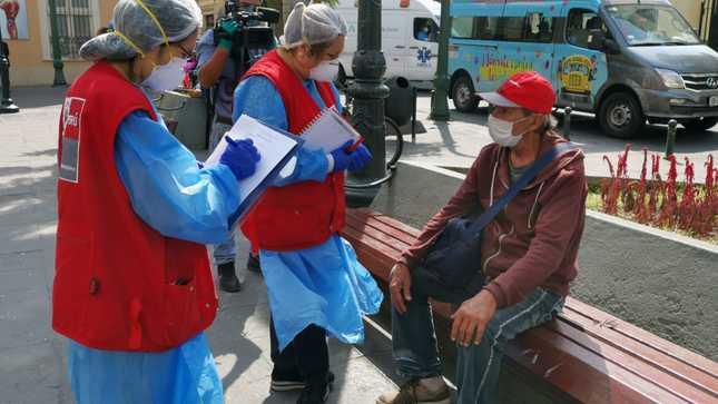 MIMP y la Municipalidad de Lima unen esfuerzos a favor de las personas adultas mayores durante estado de emergencia por el Covid-19