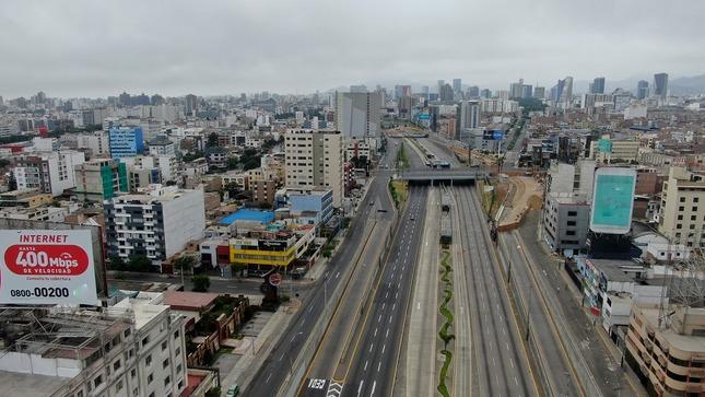 Calidad del aire de Lima presenta su valor más bajo en los últimos tres años
