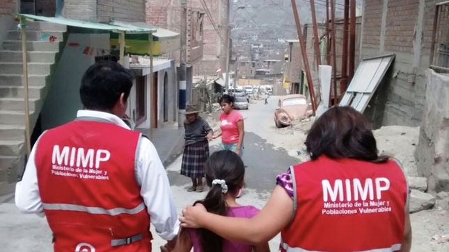 """MIMP: Aprueban la Guía de """"Gestión de albergues temporales para personas en situación de desplazamiento interno por emergencias, desastres naturales o antrópicos"""""""