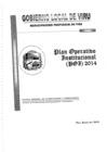 Vista preliminar de documento Plan Operativo Institucional - 2014