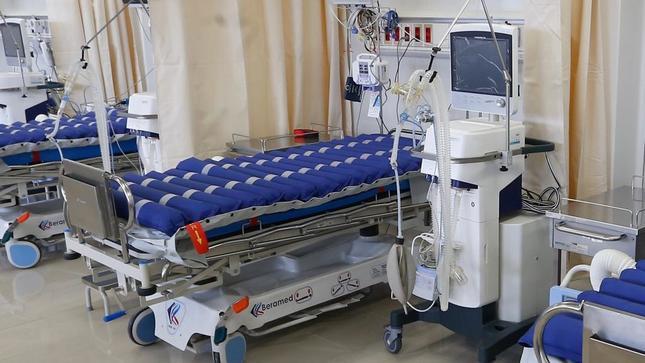 Perú implementó 822 camas UCI para la atención de pacientes Covid ...