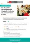 """Vista preliminar de documento Invitación al conversatorio virtual """"Los Masajistas con Discapacidad Visual y la Pandemia del Coronavirus en el Perú"""""""