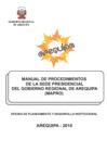 Vista preliminar de documento Manual de Procedimientos