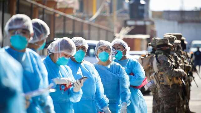 GRA contrató a 167 trabajadores en salud para atender el Covid-19
