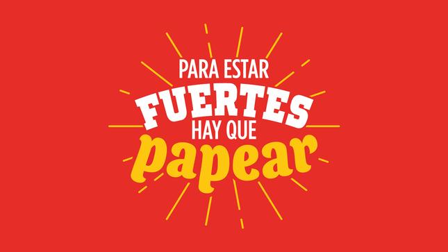 """Minagri promueve campaña para fomentar el consumo de papa peruana  """"Para estar fuertes, hay que papear"""""""