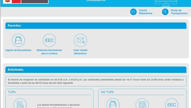 Ministerio de Cultura pone a disposición su Plataforma Virtual de Atención a la Ciudadanía en tiempo real