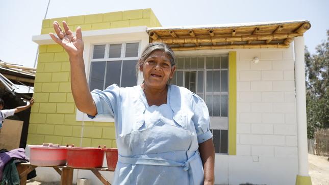 MVCS beneficiará a 92 mil familias con vivienda este año